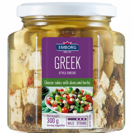 Emborg Feta With Olives and Herbs in Oil