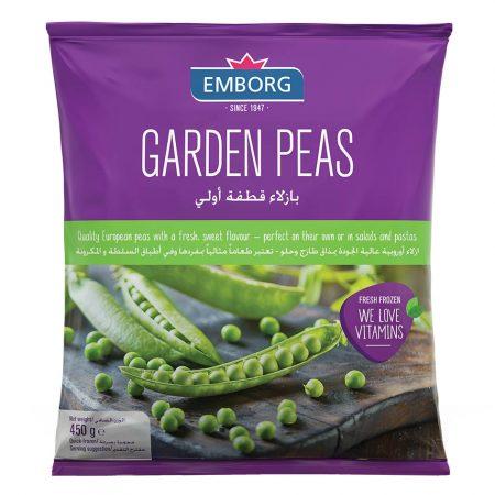 Emborg Garden Peas 450g