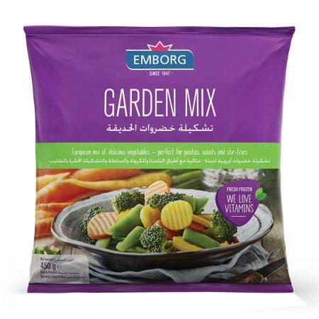 Emborg Garden Mix 450g
