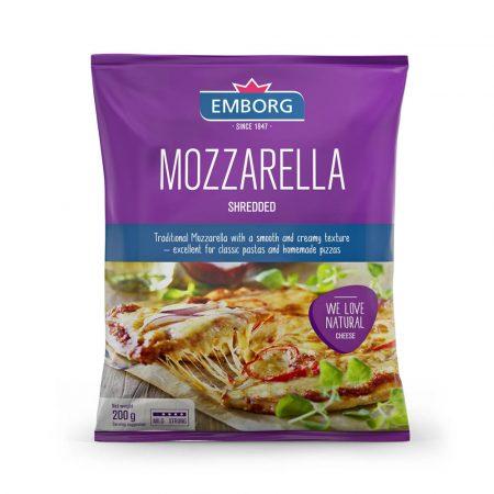 Emborg Pizza Topping Shredded