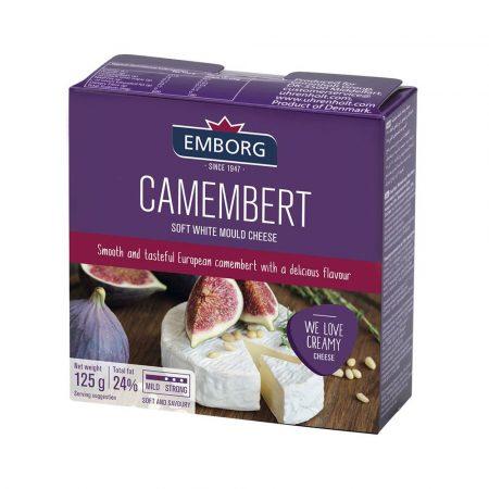 Emborg Danish Camembert
