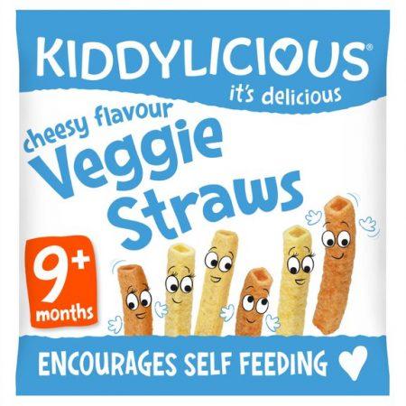 Kiddylicious Cheesy Straws