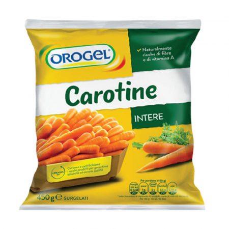 Orogel Baby Carrots (Carotine)
