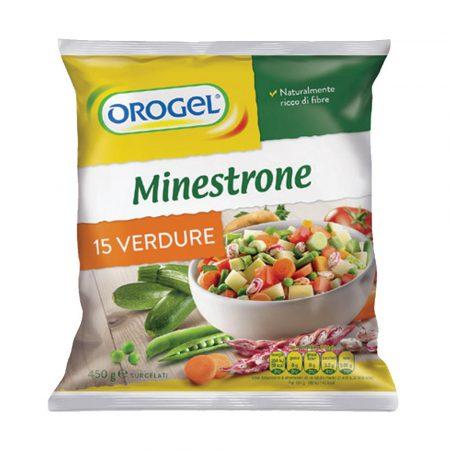 Orogel Minestrone 15 Verdure