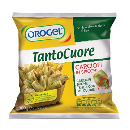 Orogel Artichoke Wedges