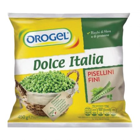 Orogel Extra Fine Peas (Pisellini Fini)