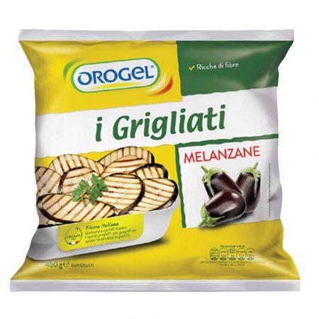 Orogel Grilled Aubergines (Melanzane Grigliati)