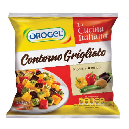 Orogel Grilled Vegetable Mix (Contorno Grigliato)