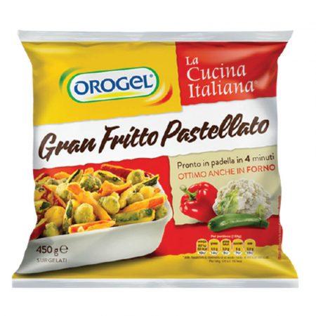 Orogel Battered Vegetable Mix