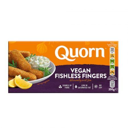 Quorn Vegan Fishless Fingers 200g