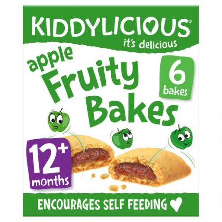 Kiddylicious Apple Fruity Bakes