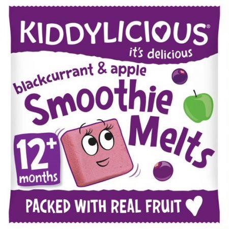 Kiddylicious Blackcurrant & Apple Melts