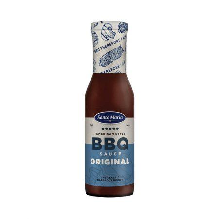 Santa Maria BBQ Sauce Original 355g
