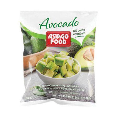 Asiago Frozen Avocado 300g