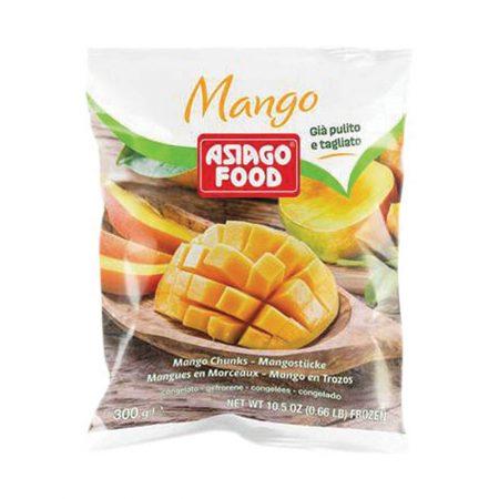 Asiago Frozen Mango 300g