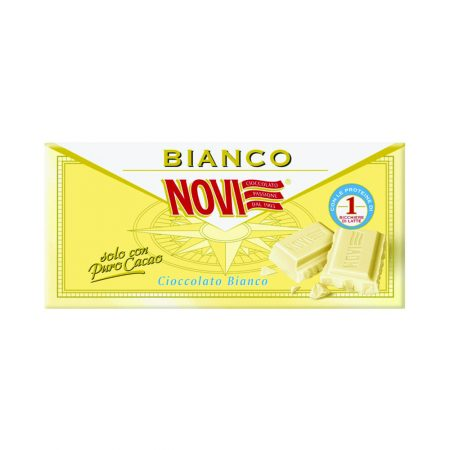 Novi Cioccolato Bianco finissimo 100g