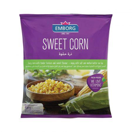 Emborg Frozen Sweet Corn 450g