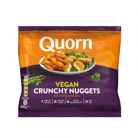 Quorn Vegan Crunchy Nuggets 280g