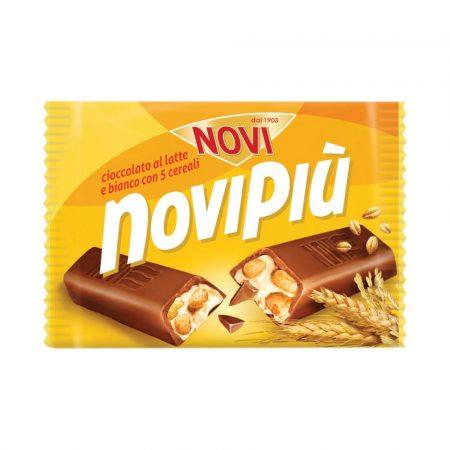 Novipiu Milk Chocolate with 5 Cereals