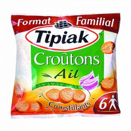Tipiak Garlic Croutons 140g