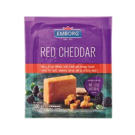 Emborg Red Cheddar
