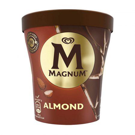 Magnum Pot Almond 440ml