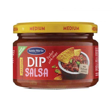 Santa Maria Salsa Dip Medium 250g