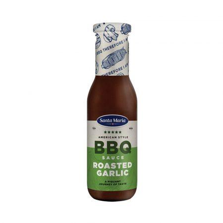 Santa Maria BBQ Roasted Garlic Sauce 335g