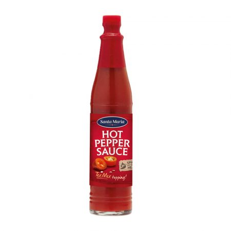 Santa Maria Pepper Sauce Xtra Hot 85ml
