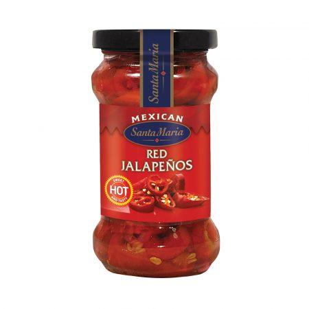 Santa Maria Red Jalapenos