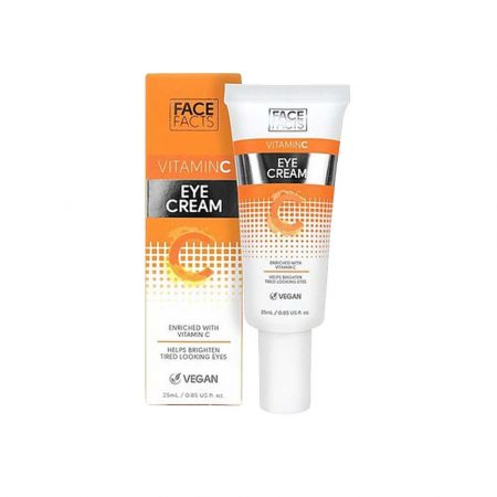 Face Facts vitamin C eye cream