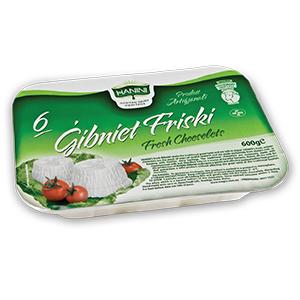Hanini Fresh Sheep Cheeselets (x6pcs)
