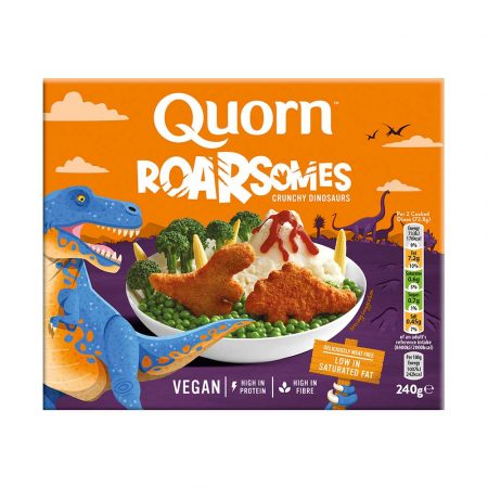 Quorn Vegan Roarsomes 240g