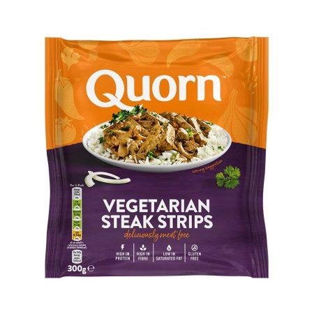 Quorn Vegetarian Steak Strips 300g