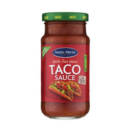 Santa Maria Taco Sauce Mild 230g