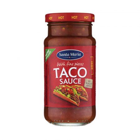 Santa Maria Taco Sauce Hot 230g