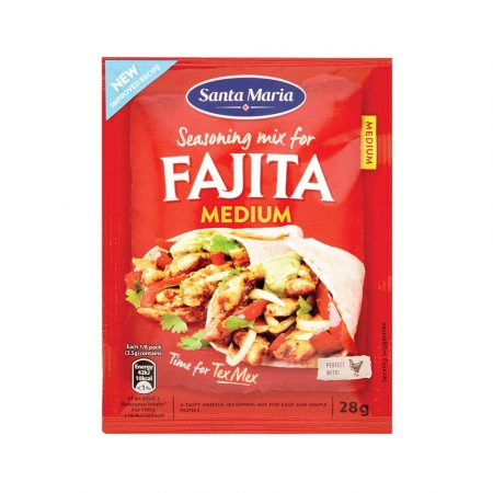 Santa Maria Fajita Medium Seasoning