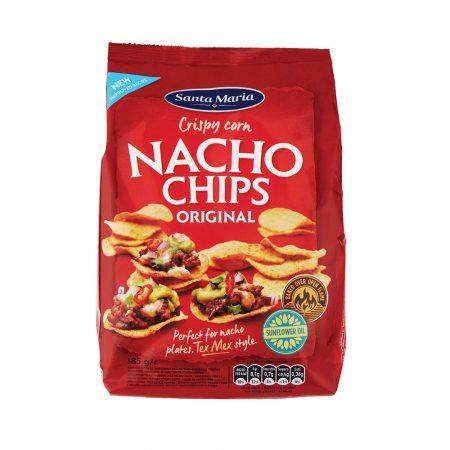 Santa Maria Nacho Chips 185Grs