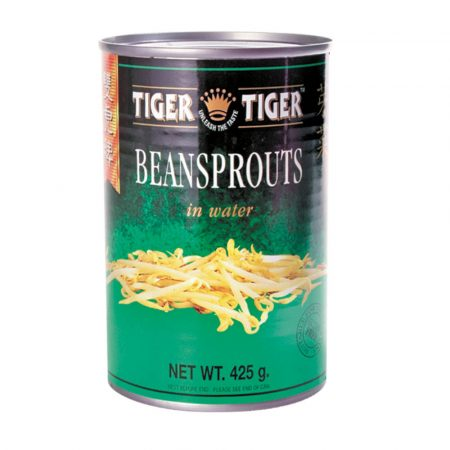 Tiger Tiger Beansprouts in water