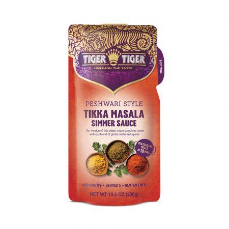 Tiger Tiger Tikka Masala Simmer sauce pouch 300g