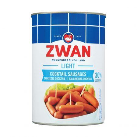 Zwan Light Cocktail Sausages 200g