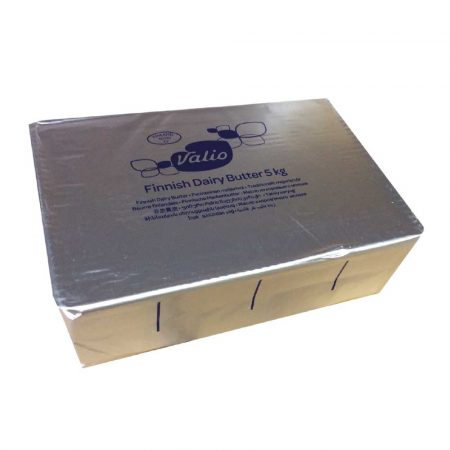 Valio Prime Butter Unsalted 5kg