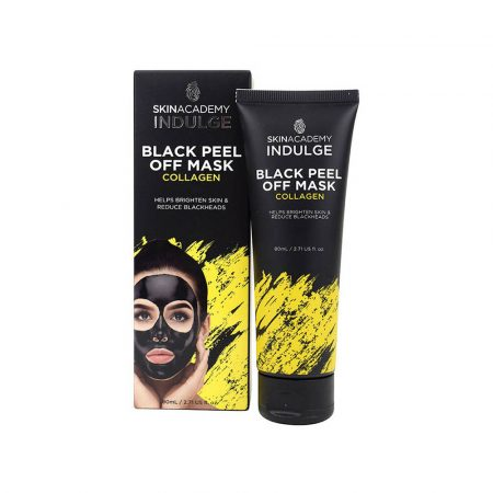 Skin Academy Black Peel Off Mask - Collagen 80ml
